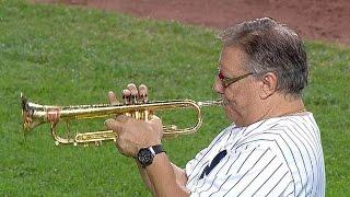 TB@NYY: 'God Bless America' at Yankee Stadium on 9/11
