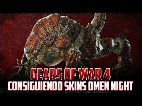 Gears of War 4 | Horda Año del Perro | Consiguiendo Skins !!