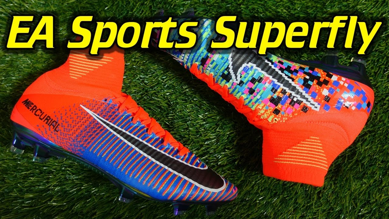 sports shoes 4e734 f7f85 EA Sports Nike Mercurial Superfly 5 - Review + On Feet