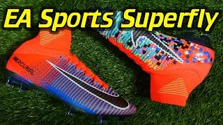 EA Sports Nike Mercurial Superfly 5 - Review + On Feet