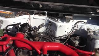 GT Turbo premiers tours du moteur