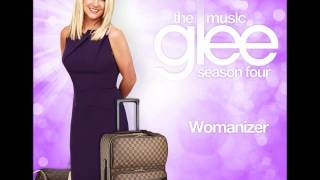 Glee - Womanizer (Britney Spears Cover) Full Version + Download Link