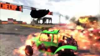 Fireburst the tracks HD video game trailer - PS3 X360 PC