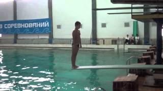 Республиканский турнир по прыжкам в воду