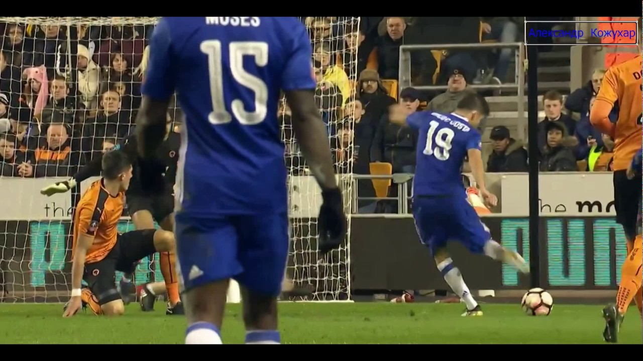Download Wolves vs Chelsea 0 - 2 All Goals & Highlights 2017 HD