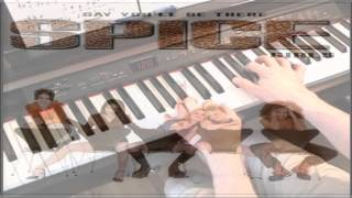 Say You'll Be There - Spice Girls - Piano