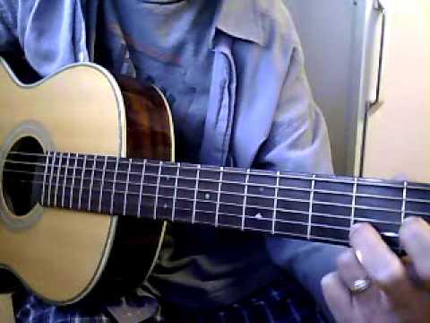 Loch Lomond guitar tutorial for Jim
