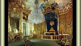 Dazzling level of luxury palace interior in Europe (HD1080p)
