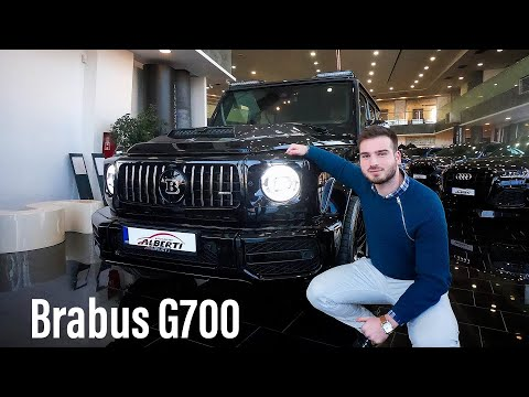 2020 Brabus G700 Mercedes G-class AMG Full Review Interior Exterior !!