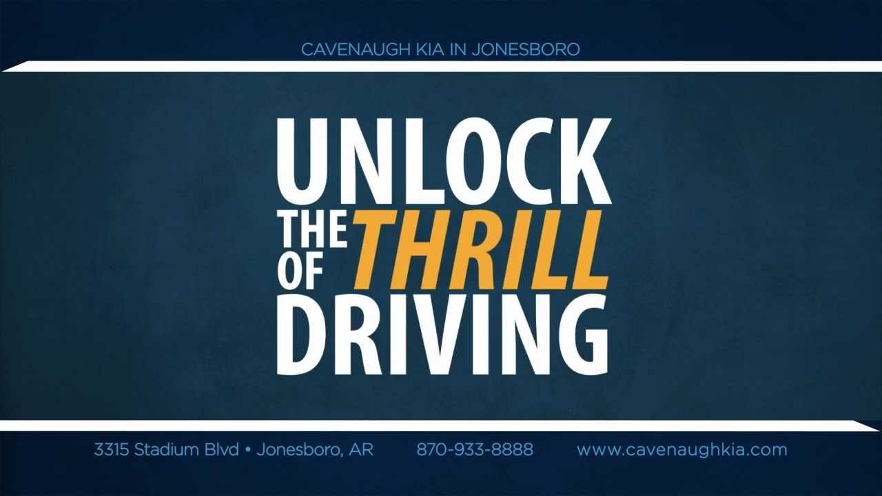 Unlock The Thrill Of Driving   Kia Optima U0026 Sorento