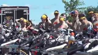 Great White North Triathlon 2014