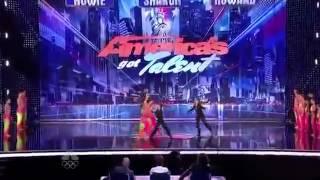 The Untouchables - Americas Got Talent 2012 Tampa Auditions Day 2 - [FULL]