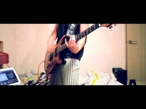 Megurine Luka - Angel Bullet (guitar cover)