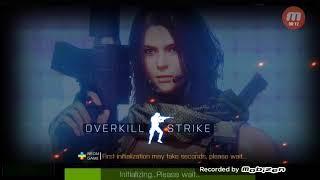 Overkill strike game bắn súng ức chế nhất