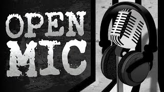 John Campea Open Mic - Saturday March 23rd 2019