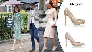 Pregnant Kate's secret shoe hack means the Duchess can wear heels all day long