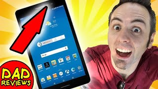 BEST ANDROID TABLET FOR VIDEO? |  ZTE Trek 2 HD Tablet on AT&T Review & Video Test