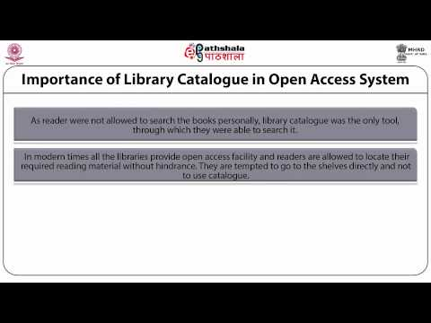 Library catalogue – definition, functions, importance and adjunctslibrary catalogue -LIS