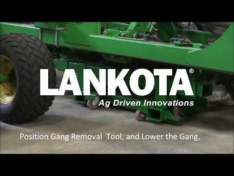 Gang Removal Tool