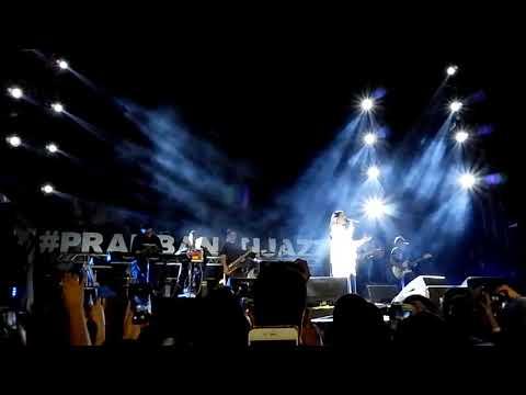 YURA - Intuisi ( Prambanan Jazz 2019 )