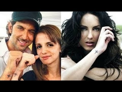 Check Out | Hrithik - Sussane - Barbara's Tattoo ...