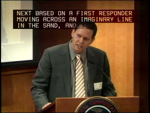 Public Forum to Create an Emergency Response Interoperability Center (ERIC)