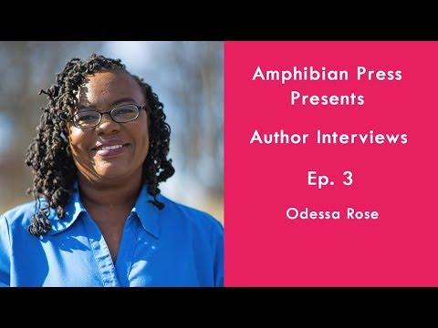 Author Interview: Odessa Rose