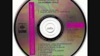 JULIO IGLESIAS   07 TE VOY A DEJAR DE QUERER UN HOMBRE SOLO 1987
