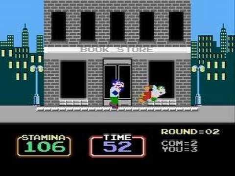 Urban Champion gameplay
