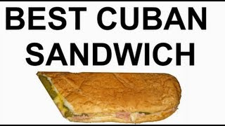 Perfect Cuban Sandwich Recipe, Miami Style Anywhere