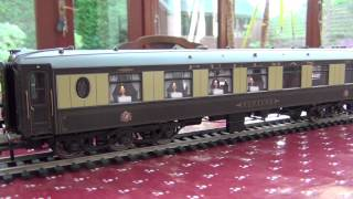"Hornby Pullman Kitchen Car ""Neptune"""