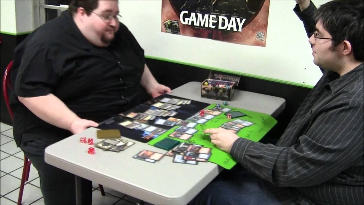 fat guy flips table