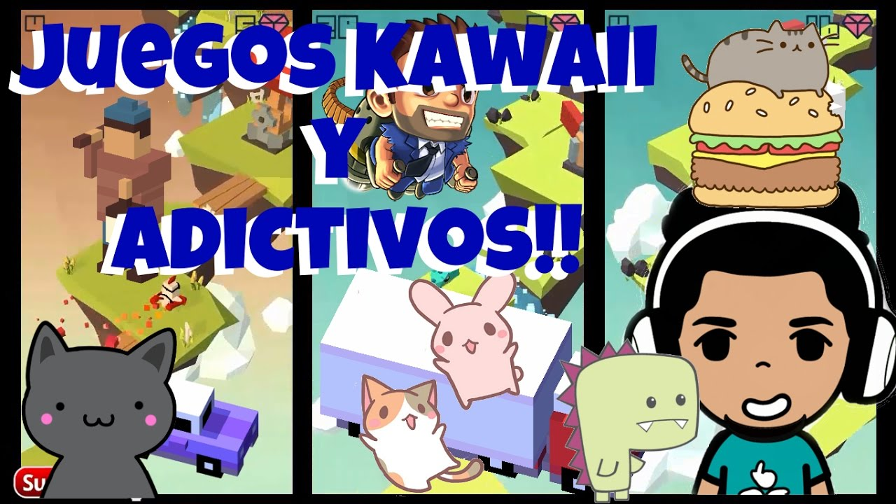 Top 5 De Juegos Kawaii Y Adictivos Para Android Y Ios Entec