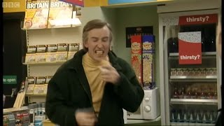 It's Hotter Than The Sun! - Apple Pie Stand-off - I'm Alan Partridge - BBC