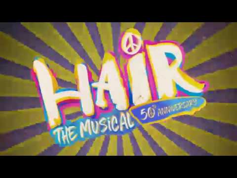 Hair The Musical 50th Anniversary Production at The Vaults