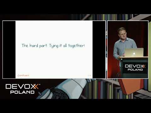 Building Streaming Microservices With Apache Kafka - Tim Berglund