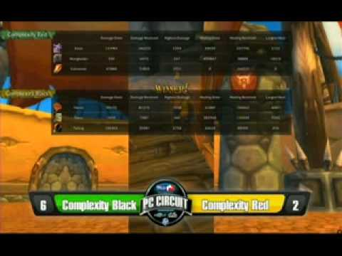 MLG 09 WoW Championship Final coL.Red vs. coL.Black