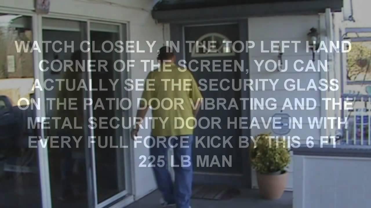 The Rebar Door Security Device The Best Security Money