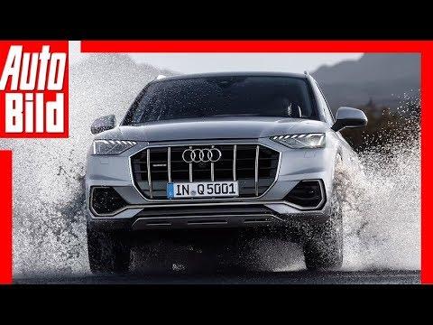 Zukunftsaussicht Audi Q5 2020 Facelift Skizze Suv Infos Youtube