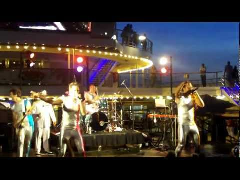 2 Skinnee J's - You're a Champion (Live from the 311 Cruise 2012)