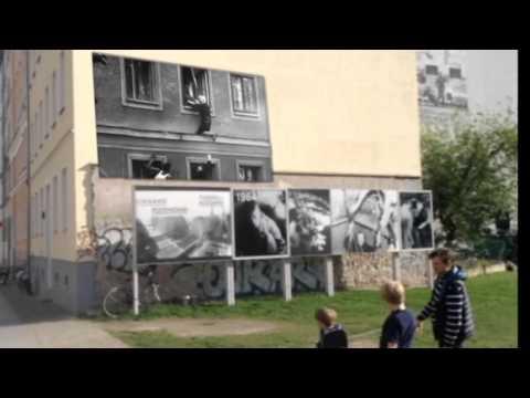 Timetraveler Augmented The Berlin Wall App - English Voice Over