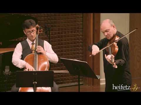 Heifetz 2017: Schumann: Piano Quintet Op. 44 | Kaler, Lee, Neubauer, Lysy, Petrov