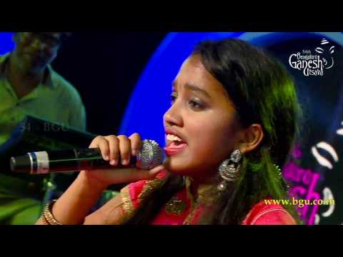 'Banalli Ninninda' By Ankita Kundu @ 54th Bengaluru Ganesh Utsava, A Tribute To Hamsalekha Concert