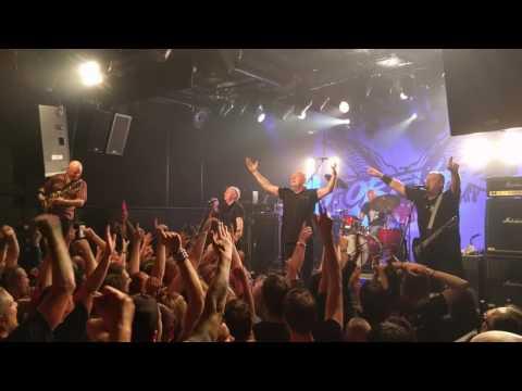 "Cock Sparrer ""England Belongs to Me"" live 2017"