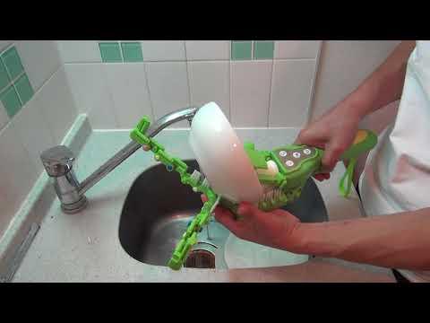 片手で持てる超小型食器洗い機 『掴んで回す手持ち食洗機「くるさらウォッシュ」』を発売開始