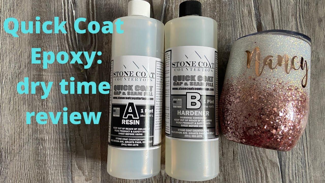 Review: stone coat quick coat epoxy