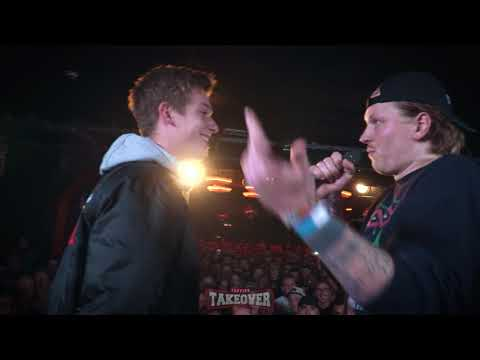 FINCH vs. CASHISCLAY | Vorrunde [3/4] Freestyle Turnier / Toptier Takeover 1