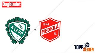 Klepp vs Medkila full match