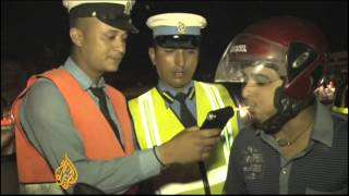 Nepal adjusts to world's strictest drunk-driving laws