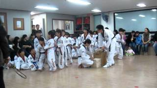 Korean KID's Tae Kwon Do
